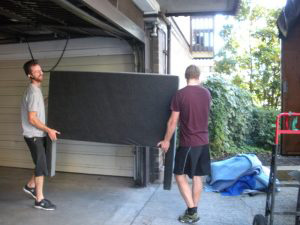 Furniture Moving Company in Manly